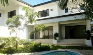 Lavishly House and Lot for Rent in Bel Air Village, Makati City