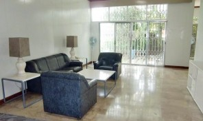 4 Bedroom House and Lot for Rent in Bel Air Village Makati