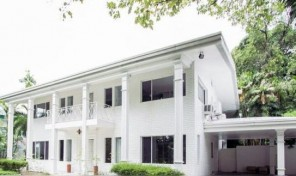 4 Bedroom Luxury House for Rent at Bel Air Village, Makati