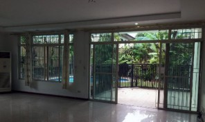 Spacious Duplex House for Rent in Bel Air Village Makati