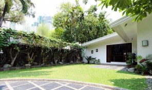 3 Bedroom House and Lot for Rent in Bel Air Village
